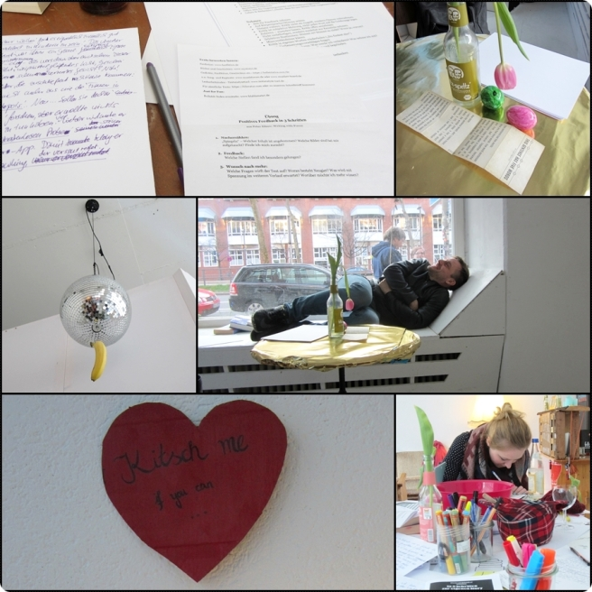 Bild Eindrücke vom Kiteratur-Workshop im ßpace 03