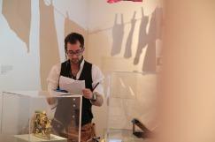 KITeratur im Badischen Landesmuseum_Lesenacht_Sebastian Kopf 16