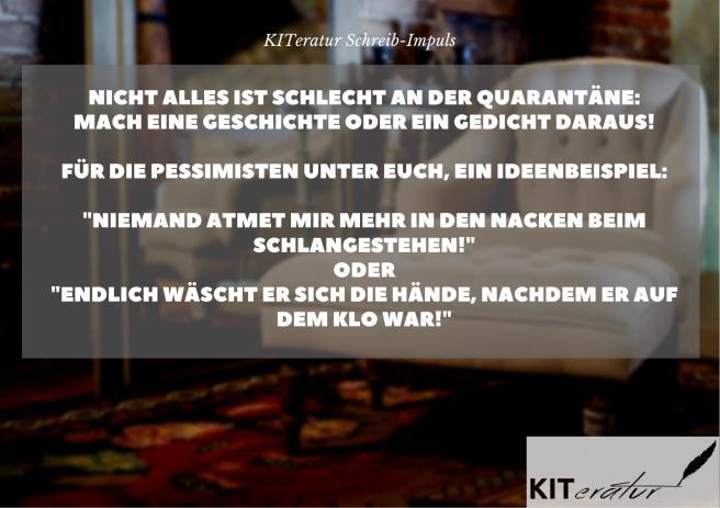 1 Kiteratur Schreibimpuls