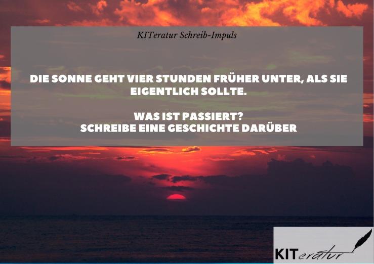10 Kiteratur Schreibimpuls
