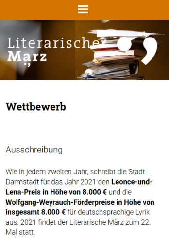 wettbewerb screenshot