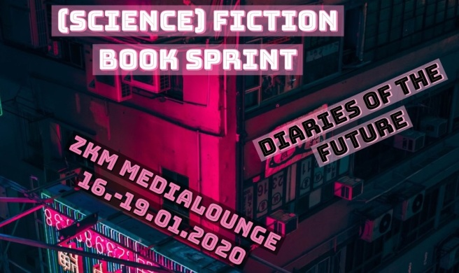 Book Sprint Science Fiction Kiteratur